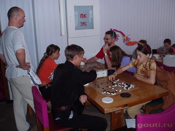 Мастер Го в безрейтинговом турнире
