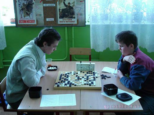 Хонинбо Кашаев vs Межов Го