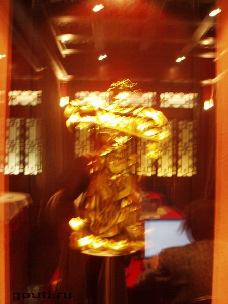 Это редкое фото, Дух Го собственной персоной посетил финал Чемпионата России по версии Федерации Го.