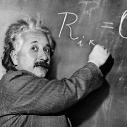 Альберт Эйнштейн об игре и игроке