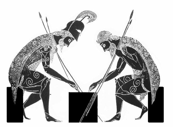 Греки играют в ...