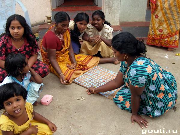 Почти настольные игры Индии