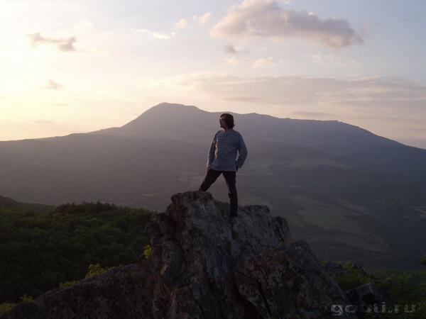 Свобода. Вершина Ай-Йори. Красивейшие места мира.
