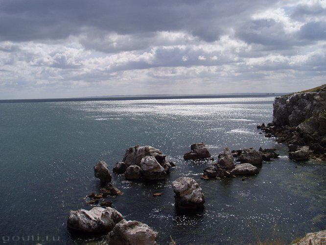 Июль 2004, Крым, Казантип. (с) Малютин Д.В.
