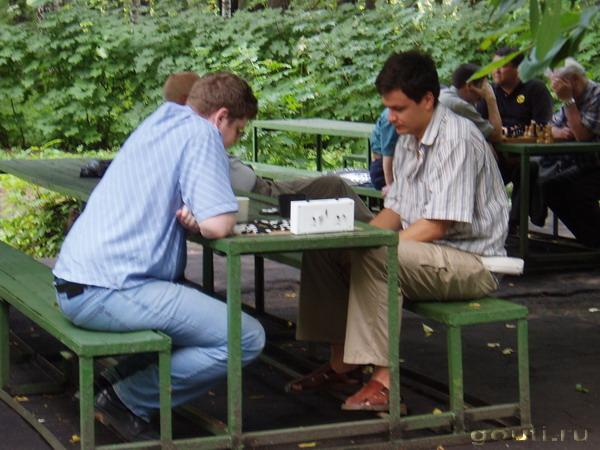 Го и шахматы в перспективе